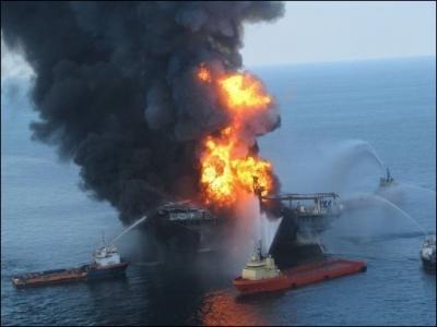 Marée noire : BP réclame 20 milliards de dollars à Halliburton