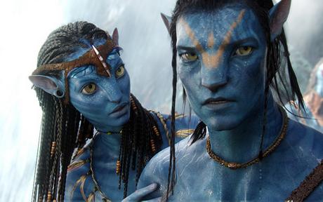 avatar (le film) Neytiri et jake